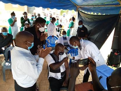 Launching COVID19 Vaccination